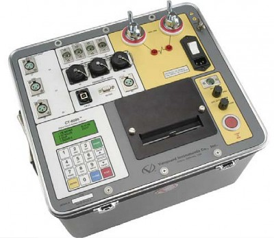 Vanguard CT 8000-6 Circuit Breaker Analyzer & Microhmmeter