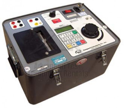 Vanguard EZCT-2A Current Transformer Test Set