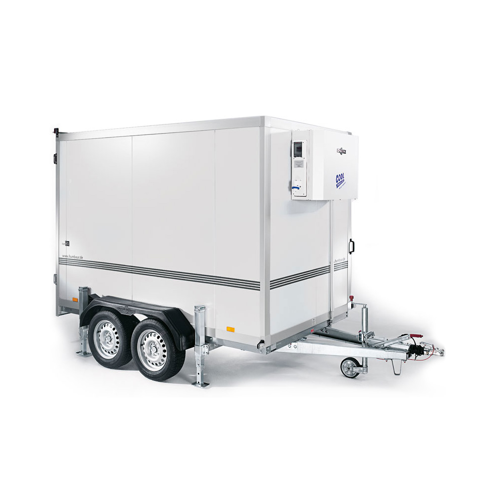 Walk-In Cold Storage Trailers And Container Rentals And