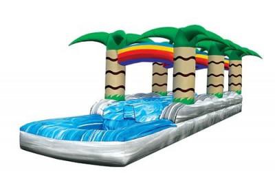 Slip-n-Splash 2 Lane Water Slide