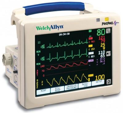 Welch Allyn ProPaq CS Model 242