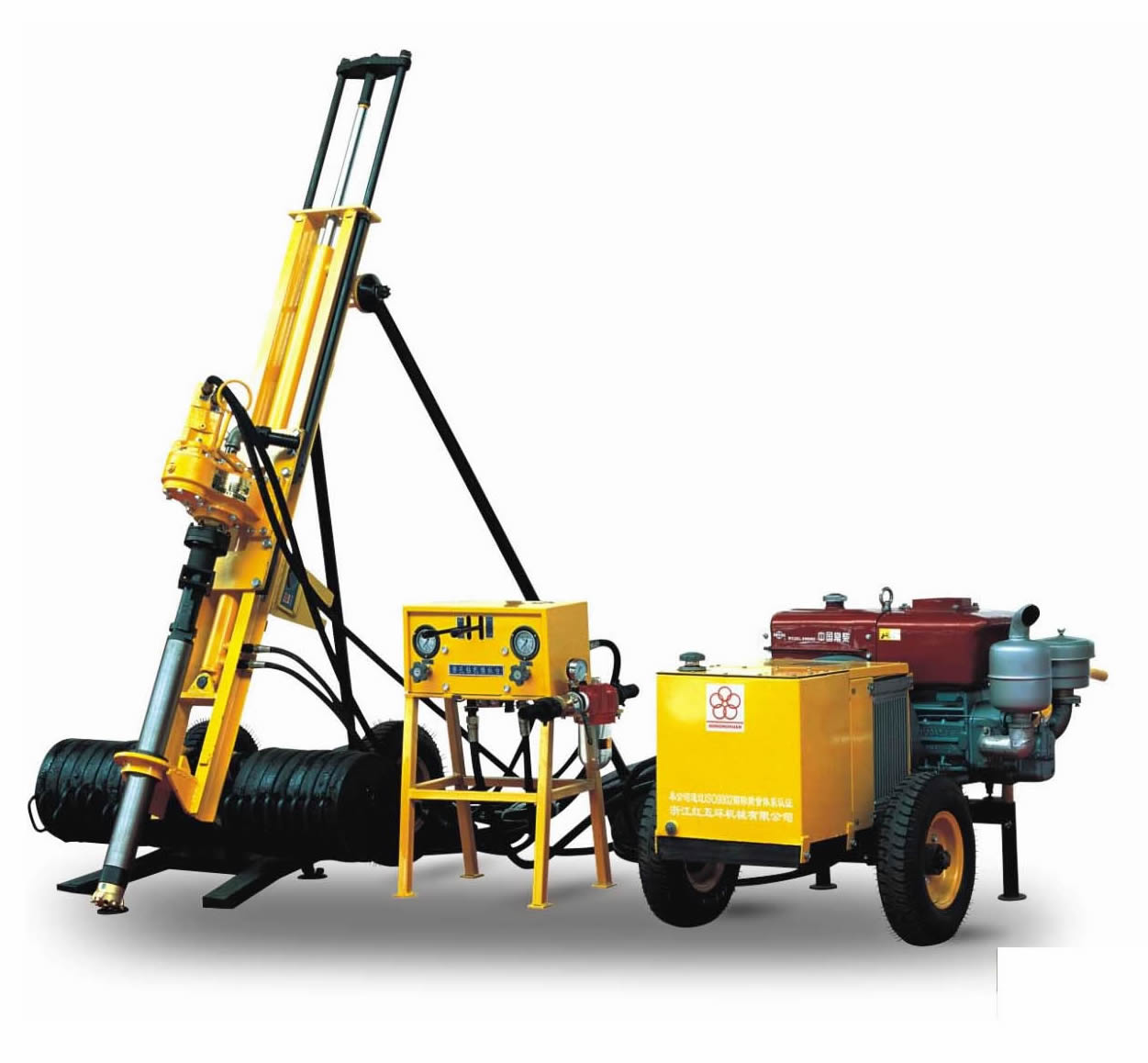 Well Drill Rentals And Leases | KWIPPED