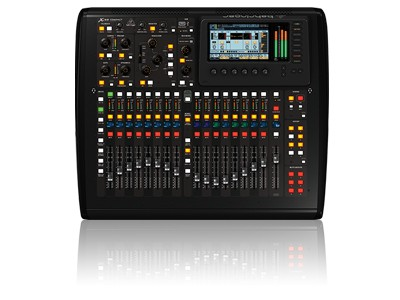 Behringer X32 Compact 32-Channel Digital Mixer