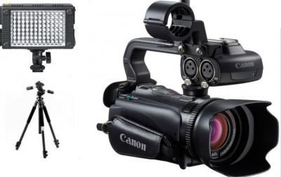 Canon XA10 Professional HD Camcorder Kit