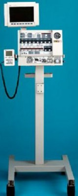 Bird VIP Ventilator with Flow Sync & Partner 2i