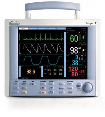 Datascope Passport 2 Patient Monitor