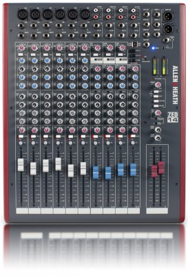 Allen & Heath ZED14 Audio Mixing Console