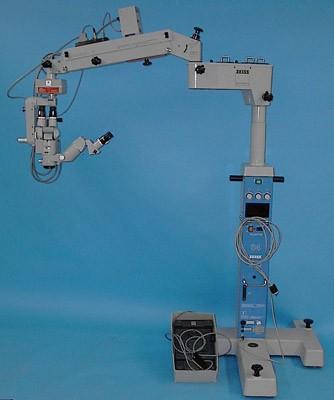 Zeiss OPMI CS-I/ S4 Microscope