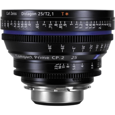 Zeiss CP.2 25mm T2.1