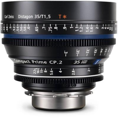 Zeiss CP.2 Super Speed 35mm T1.5