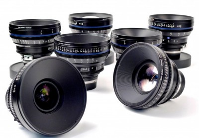 Zeiss Compact Prime Lens Package
